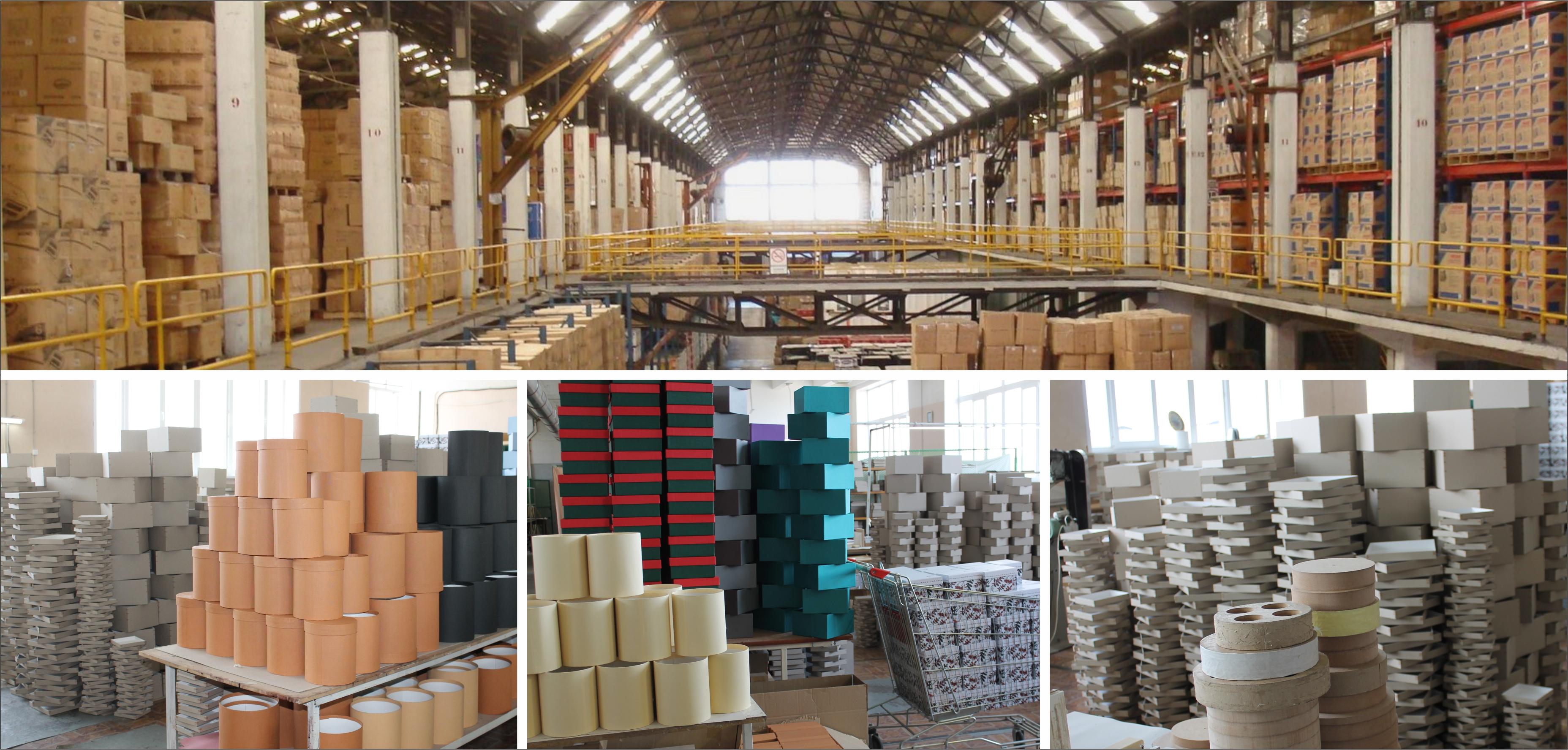 Собственное производство картонной упаковки
